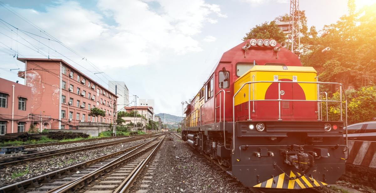 Železničná doprava | MARTIMEX-SPEDITION, spol. s.r.o.
